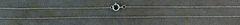 """18"""" Fine Link Pendant Chain"""