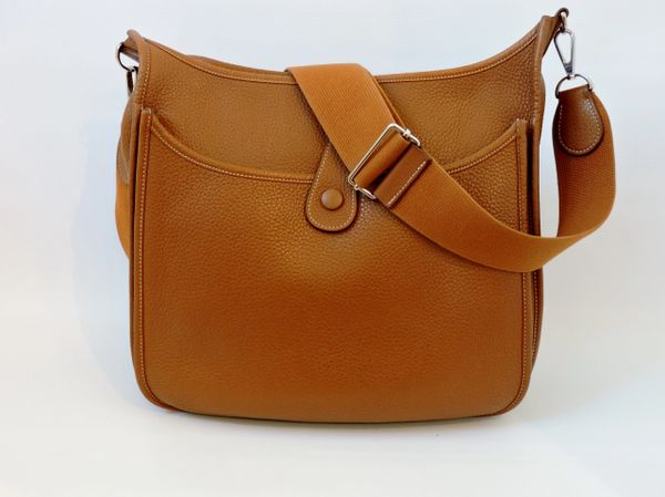 new style hermesbagstmall. hermes evelyne bag clemence leather b3b18 72c5d   store hermes evelyne iii gm gold fc137 3b4a0 149ca9a636a57