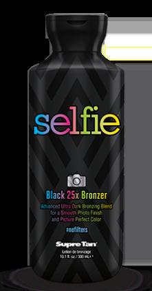 Selfie Black 25x Bronzer