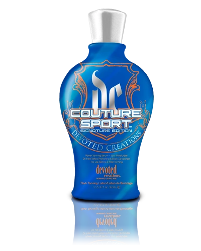 Couture Sport™ Signature Edition Power Tanning Serum + Epic Moisturizer