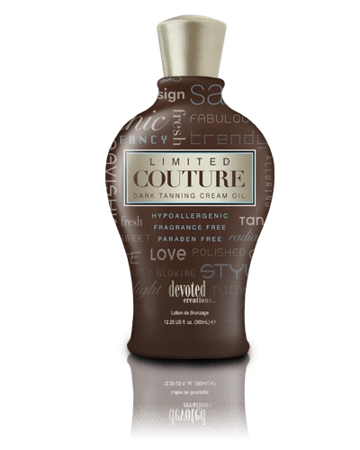 Limited Couture Dark Tanning Cream Oil
