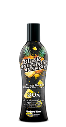 Black Pineapple Passion