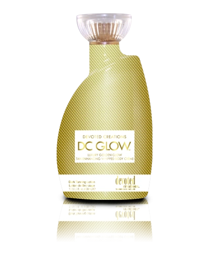 DC Glow™ Tan Enhancing Whipped Body Crème