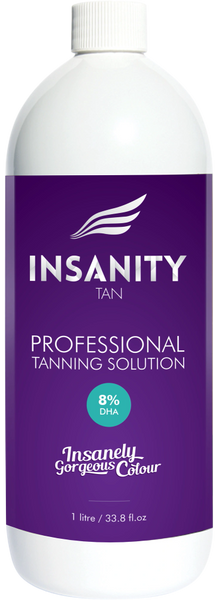 Professional Tanning Solution 8%