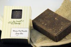 Ivy Farm Naturally Soap Bar - Honey Oat Vanilla
