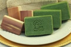 Ivy Farm Naturally Soap Bar - Cedarwood