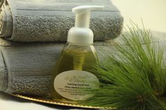 Ivy Farm Naturally Liquid Foaming Natural Soap - Citrus