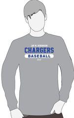 Baseball Long Sleeve Shirt