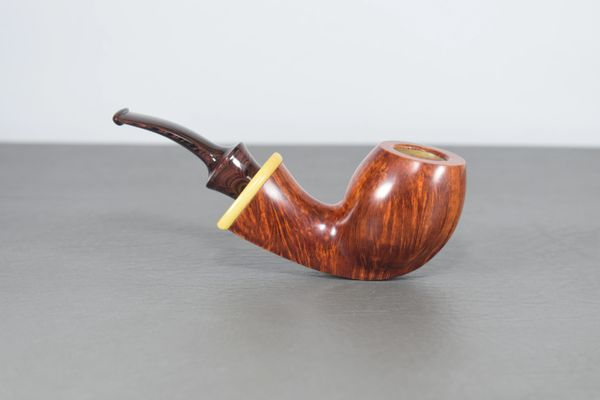 Walther Pipes Bent Brandy