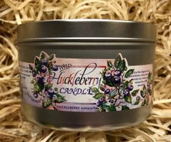 Wild Huckleberry Jar Candle