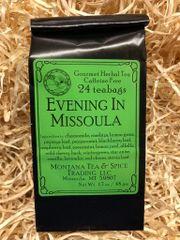 Evening in Missoula Tea 24 sachets