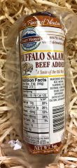 Buffalo Salami Beef Added 5oz