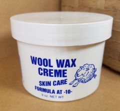 Wool Wax Creme 9oz