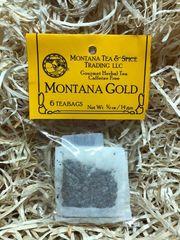 Montana Gold Tea 6 teabags