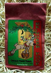 Reindeer Poop Chocolate Panned Peanuts