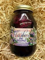 Huckleberry Pie Filling 42oz