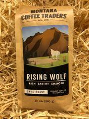 Rising Wolf Dark Roast Coffee 12oz