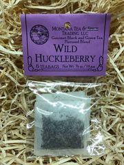 Wild Huckleberry Tea 6 teabags