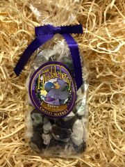 Huckleberry Chocolate Taffy 12oz