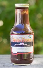 Becky's Berries 406 Chokecherry BBQ Sauce