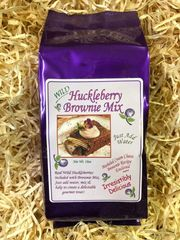 Wild Huckleberry Brownie Mix