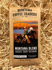 Montana Blend Coffee 12oz Whole Bean