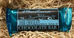 Dark Chocolate Sea Salt Bar