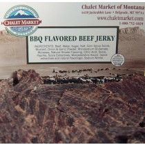 BBQ Flavored Beef Jerky 3.25oz