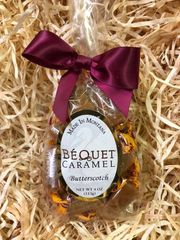 Bequet Caramel Butterscotch 4oz