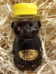 Huckleberry Honey Bear 8oz