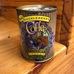 Wild Huckleberry Coffee 1.75oz Ground