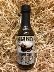 Blind Smoke Jumper Hot Sauce