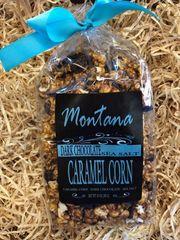 Caramel Corn Dark Chocolate Sea Salt