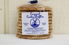Caramel Cookie Waffles 10pk