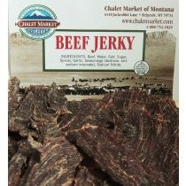 Regular Beef Jerky 3.25oz