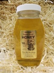 Montana Sweet Clover Honey 16oz