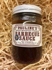 Pauline's Rocky Mountain Premium Barbecue Sauce