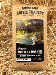 Organic Montana Morning Medium Roast Coffee 12oz