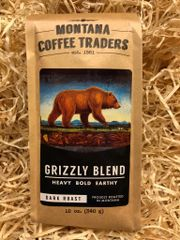Grizzly Blend Coffee 12oz