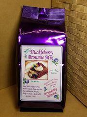 Huckleberry Brownie Mix
