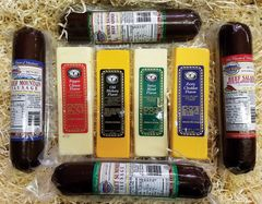 The Montana Meat & Cheese Gift Box