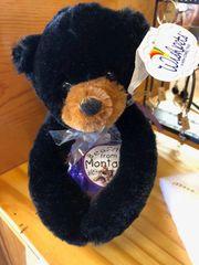 Bear Hug from Montana w/ 2oz Huckleberry Heart