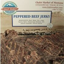 Peppered Beef Jerky 3.25oz