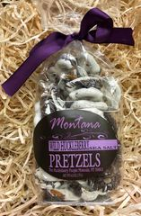 Wild Huckleberry Sea Salt Pretzels