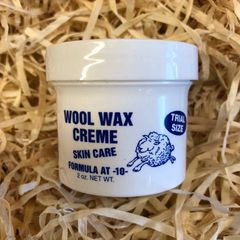 Wool Wax Creme 2oz