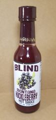 Blind Montana Huckleberry Hot Sauce