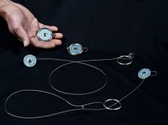 Snare-Vival-Trap™ Pocket Snare By Solo Scientific