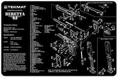 Beretta 92 - M9 TekMat Cleaning Mat