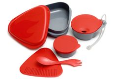 6-Piece BPA-Free Outdoor Meal Kit