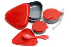 6-Piece BPA-Free Outdoor Meal Kit